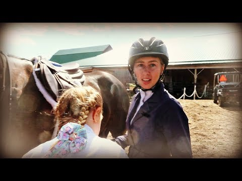 YOU WON'T BELIEVE WHAT HAPPENED AT THE HORSE SHOW! Day 253 (09/14/19)