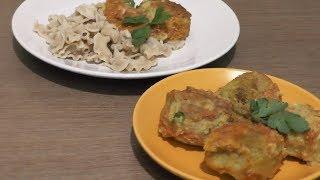 Фалафель в соусе (нутовые котлеты) - вегетарианский рецепт