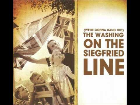 We're Gonna Hang Out The Washing On The Seigfried Line (Lyrics)
