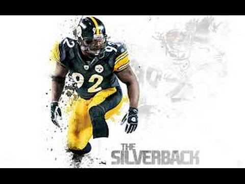 James Harrison-Pittsburgh Steelers Career Highlights