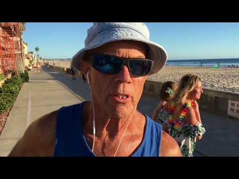 Dr. John Kitchin - SLOMO Shares a Thought From Pacific Beach