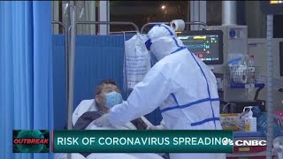 Coronavirus cases in US and Europe confirmed