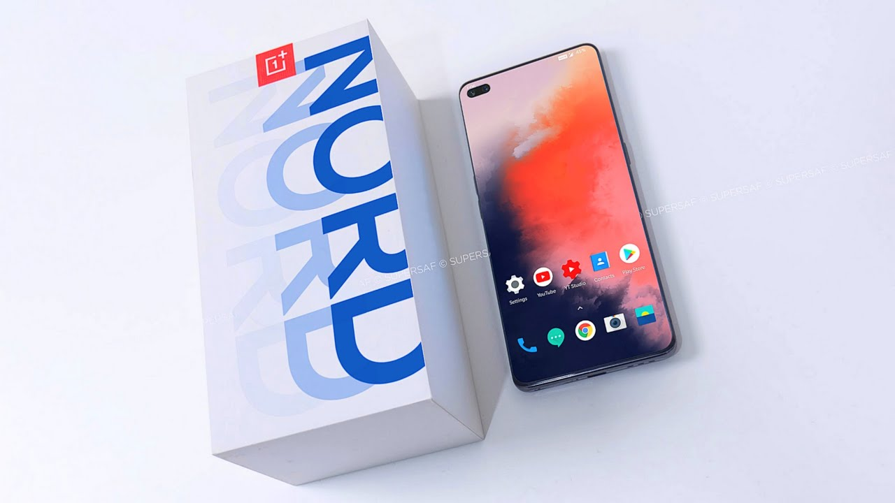 OnePlus Nord 5G - Price, Specs, India Launch Date, Unboxing Here