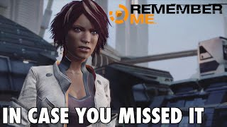 Remember Me (Xbox 360) Review - In Case You Missed It