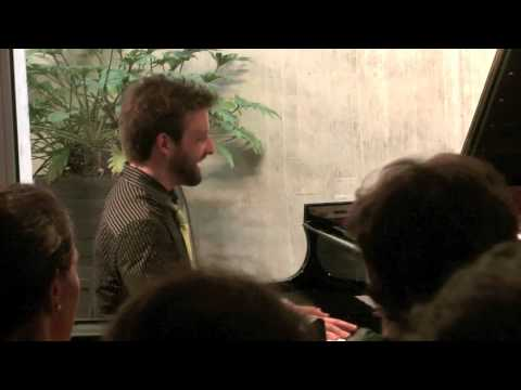 Between The Bars - Taylor Eigsti trio with Becca Stevens at lake Zurich