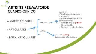 VIRTUAL REUMATOLOGÍA ARTRITIS REUMATOIDE
