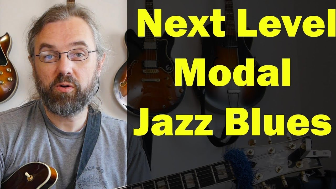 Modern Approaches to a Jazz Blues - Rethinking the Chord Progression