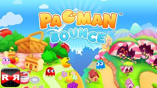 PAC-MAN Bounce - Puzzle Adventure (By BANDAI NAMCO) - iOS / Android - Gameplay Video