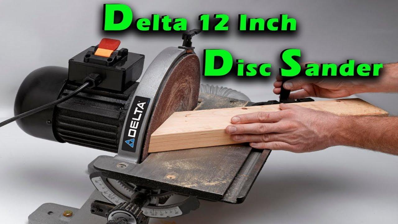 12 Inch Disc Sander Reviews