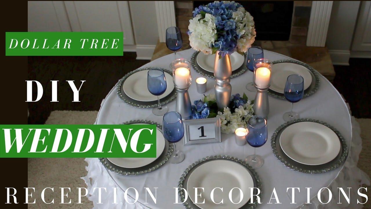 Dollar Tree Diy Wedding Decorations Dollar Tree Wedding