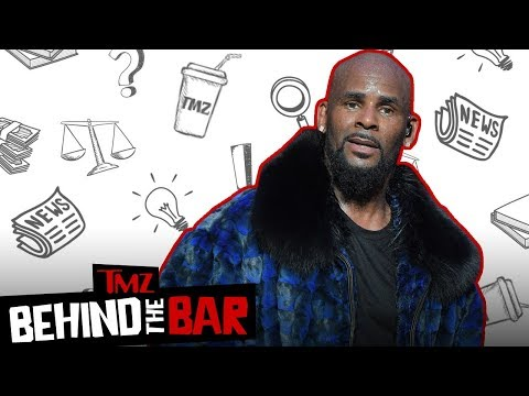 The History Of R. Kelly And The Recent Cult Allegations | Behind The Bar | TMZ Live