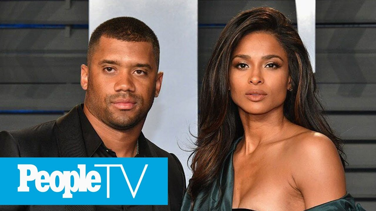 Russell Wilson announces another baby with pop star Ciara