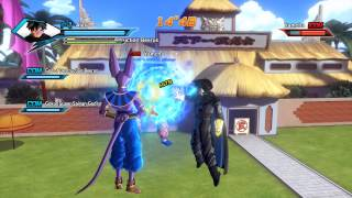 [TEST RECORDING] DRAGON BALL XENOVERSE [PC] Gameplay 1080p/60fps