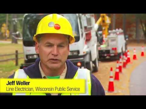 Hear from a Wisconsin Public Service Line Electrician on Using Mobile Technology in the Field