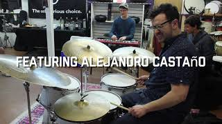 Welch Tuning System Live Demo (Performance by Alejandro Castaño)