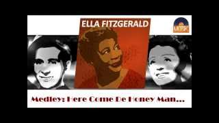 Ella Fitzgerald & Louis Armstrong - Medley (Here Come De Honey Man) (HD) Officiel Seniors Musik