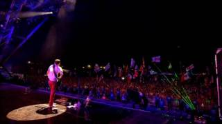 Muse - Undisclosed Desires live @ Glastonbury 2010