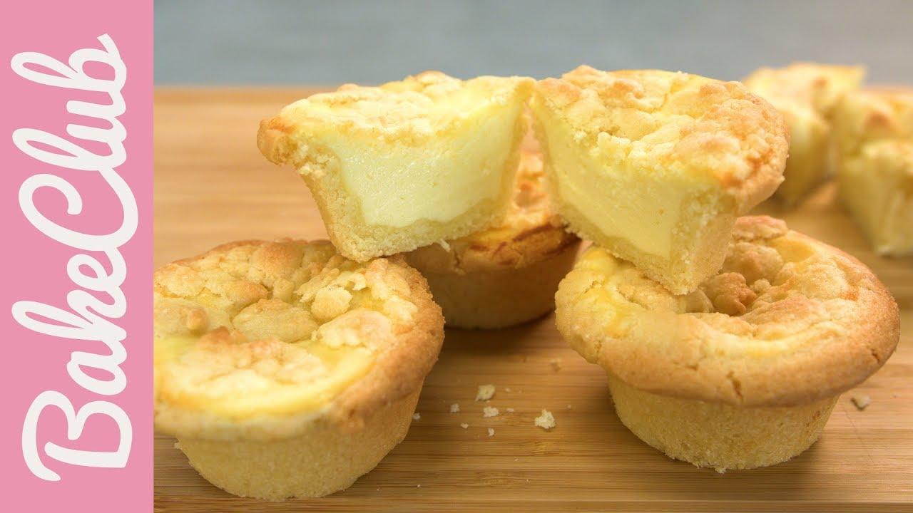 Kasekuchen Muffins Bakeclub Youtube