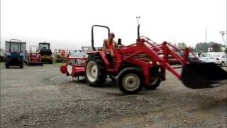 For Sale Yanmar FX24D Ag Tractor 60