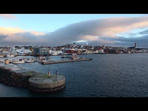 Hurtigruten - MS Nordnorge - croisière  Bergen - Kirkenes - Bergen -  jour 7