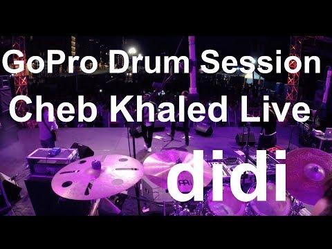 Damien Schmitt -GoPro Live - Cheb Khaled - didi