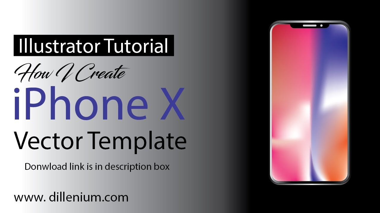 iphone 6 tutorial iphone x vector template new iphone mockup tutorial in 11436