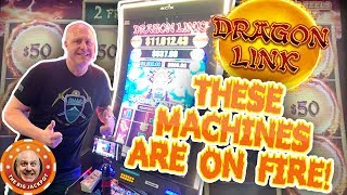 🔥DRAGON LINK WON'T STOP PAYING! 🔥Exciting NONSTOP Slot Wins!