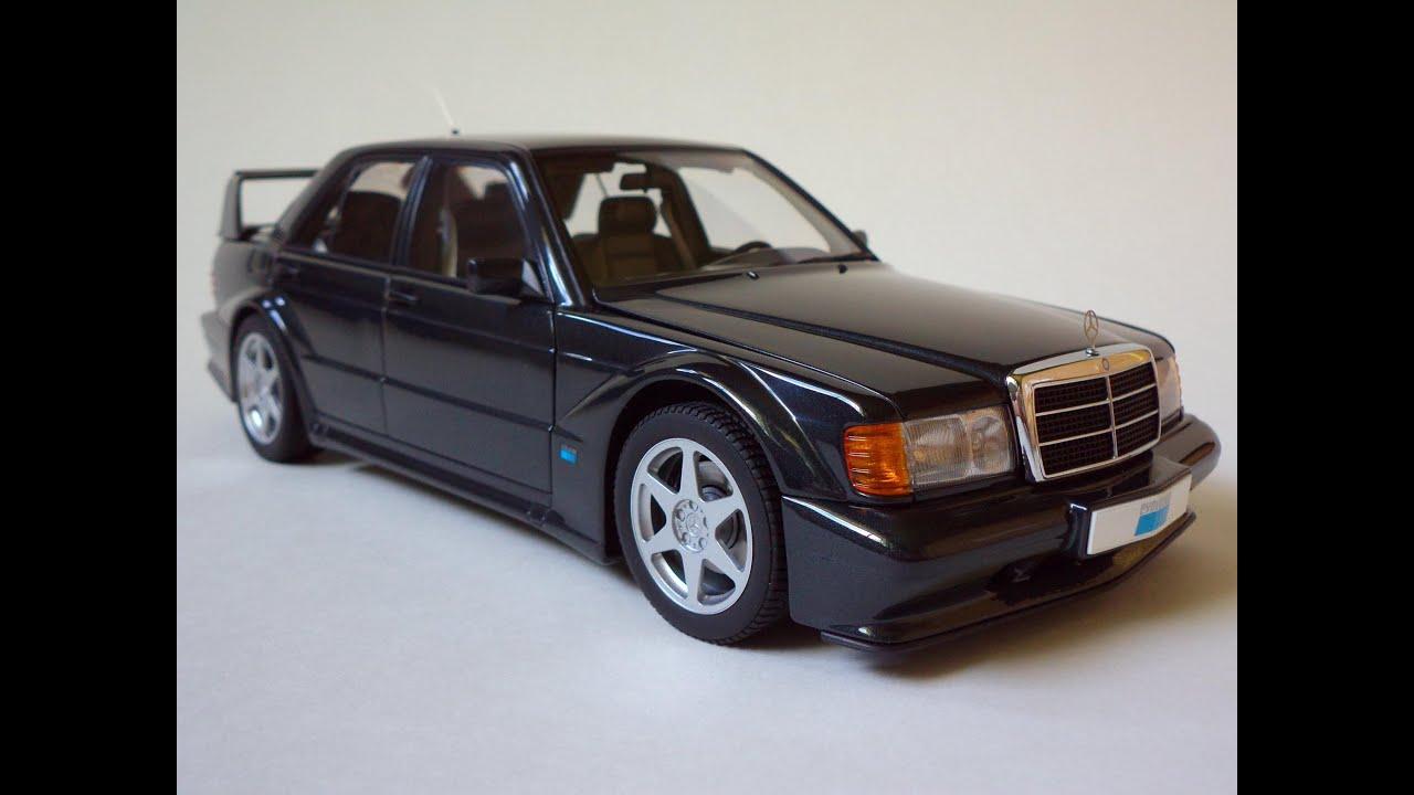 Mercedes-Benz 190E 2.5-16v Evolution II [AUTOart Model ...
