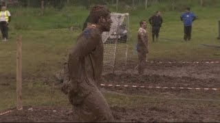 Swamp Soccer World Cup held in Scotland