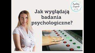 Jak wygląda badanie psychologiczne?