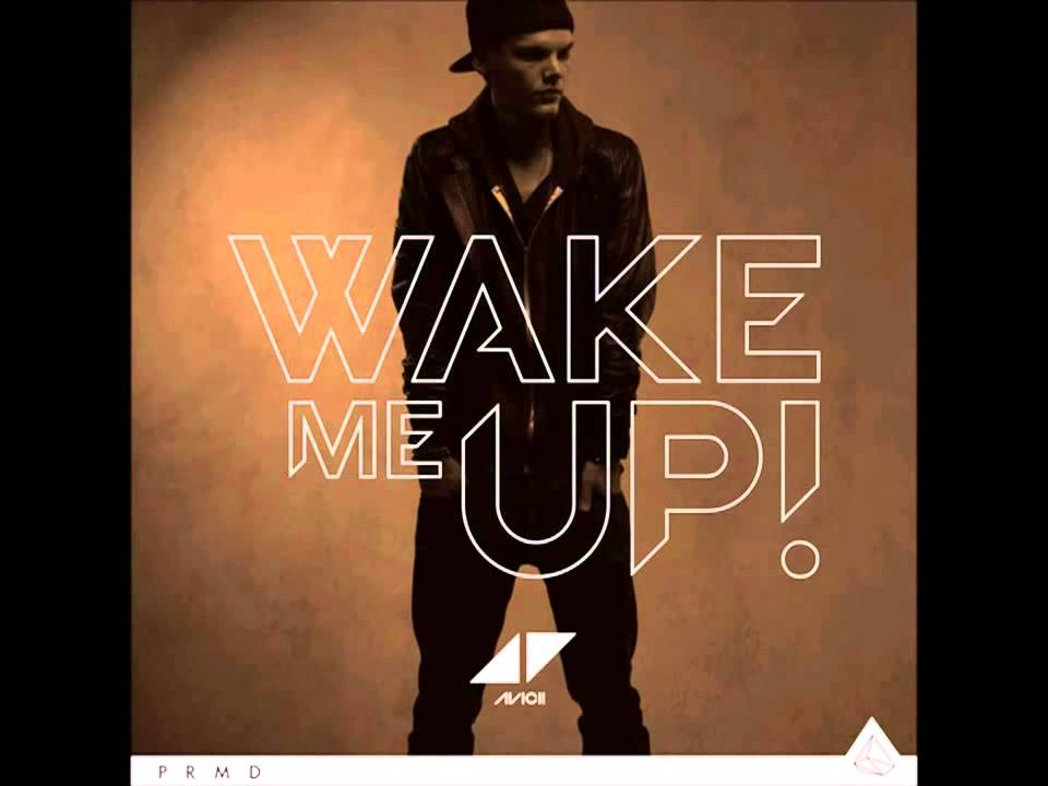 WAKE ME UP Chords - Avicii