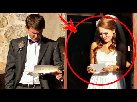 """Парень узнал, что """"невеста"""" ему ИЗМЕНЯЛА... В день свадьбы он ее """"красиво"""" ПРОУЧИЛ ..."""