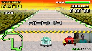Let's Play F-Zero - MaxVelocity I Part 161 I das Standard-Crystal-Fire-Pawn-Duell