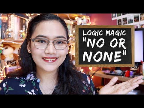"""Logical Reasoning: """"NO or NONE"""" in Statements - Free Civil Service Review"""