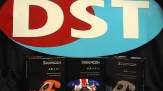 Sagemcom Sixty Retro Cordless Phone - 'God save the Queen' ringtone and Demo mode.