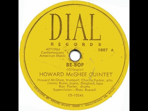 Be-Bop / Howard McGhee Quintet