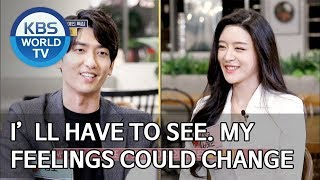 Download lagu I ll have to see My feelings could change MP3