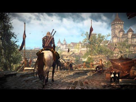 Witcher 3: Novigrad & Oculus Rift - FPP mod
