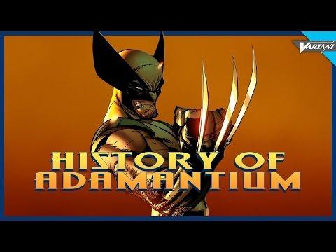 History Of Adamantium!