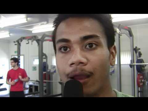 Tuvalu Athletes Ready for 2012