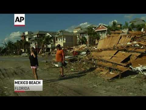 Gov. Scott: Worst Florida damage in Mexico Beach