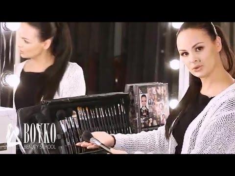Обзор лучших кистей для макияжаBOYKO MakeUp Professional