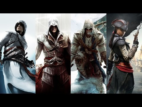 Assassin's Creed  WE ARE ASSASSINS