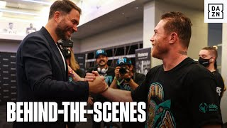 Canelo vs. Saunders: A Behind-The-Scenes Look