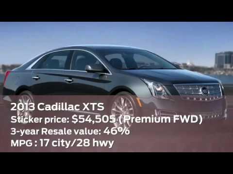 Best Valued Car Models of 2013