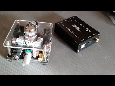Z Review - Bravo Audio V2 & MUSE Mini Dac