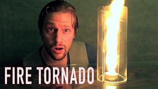 | FIRE TORNADO | DIY & The science behind!