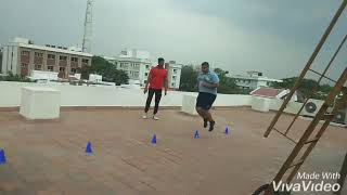 TOP GYM 'COIMBATORE'  Talwalkers out door traning #crossfitting #wightloss#talwalkers
