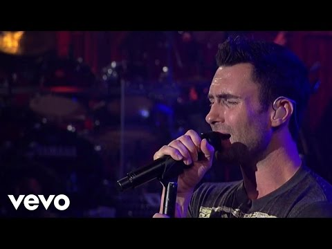 Maroon 5  Makes Me Wonder  on Letterman