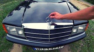 Mercedes-Benz 190 2.0 -stary dziadek potrafi zaskoczyć?
